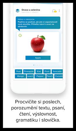aplikace easylingo výuka adroid