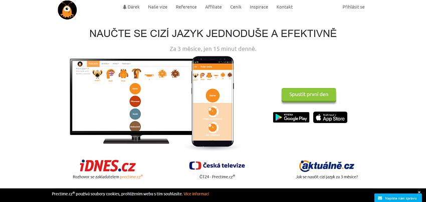 screen prectime.cz