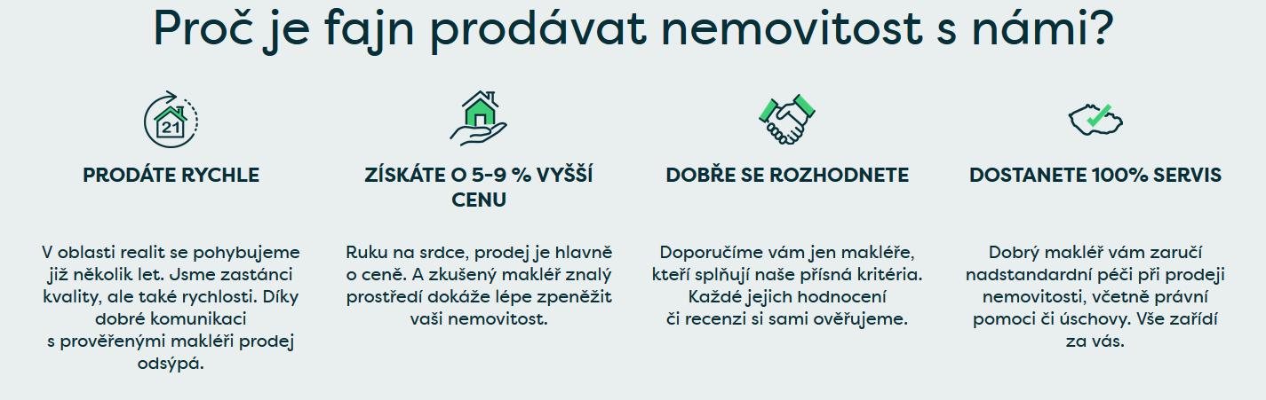 Proč využít službu FerMakleri.cz?