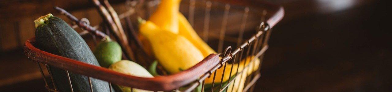 Nakupování potravin online