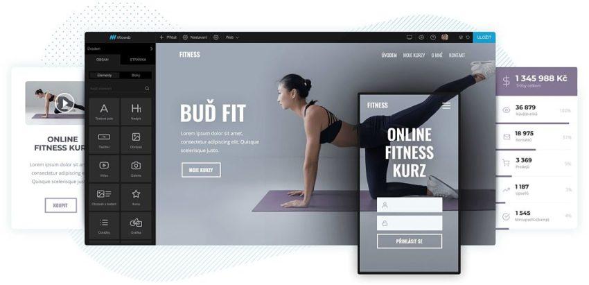 Mioweb ukázka tvorby webu